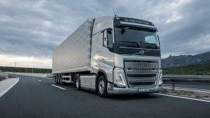 واردات کامیون ولوو