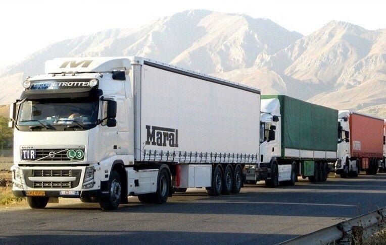 ظرح کلید به کلید واردات کامیونهای دست دوم