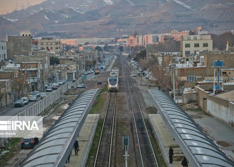 نمایشگاه حمل و نقل ریلی حمل بار به ترکیه
