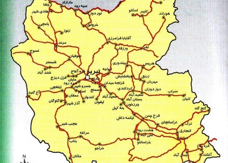 بررسی عوامل مرتبط با شدت تصادفات درمناطق در حال رشد و شهرک های امتداد راه های استان آذربایجان شرقی
